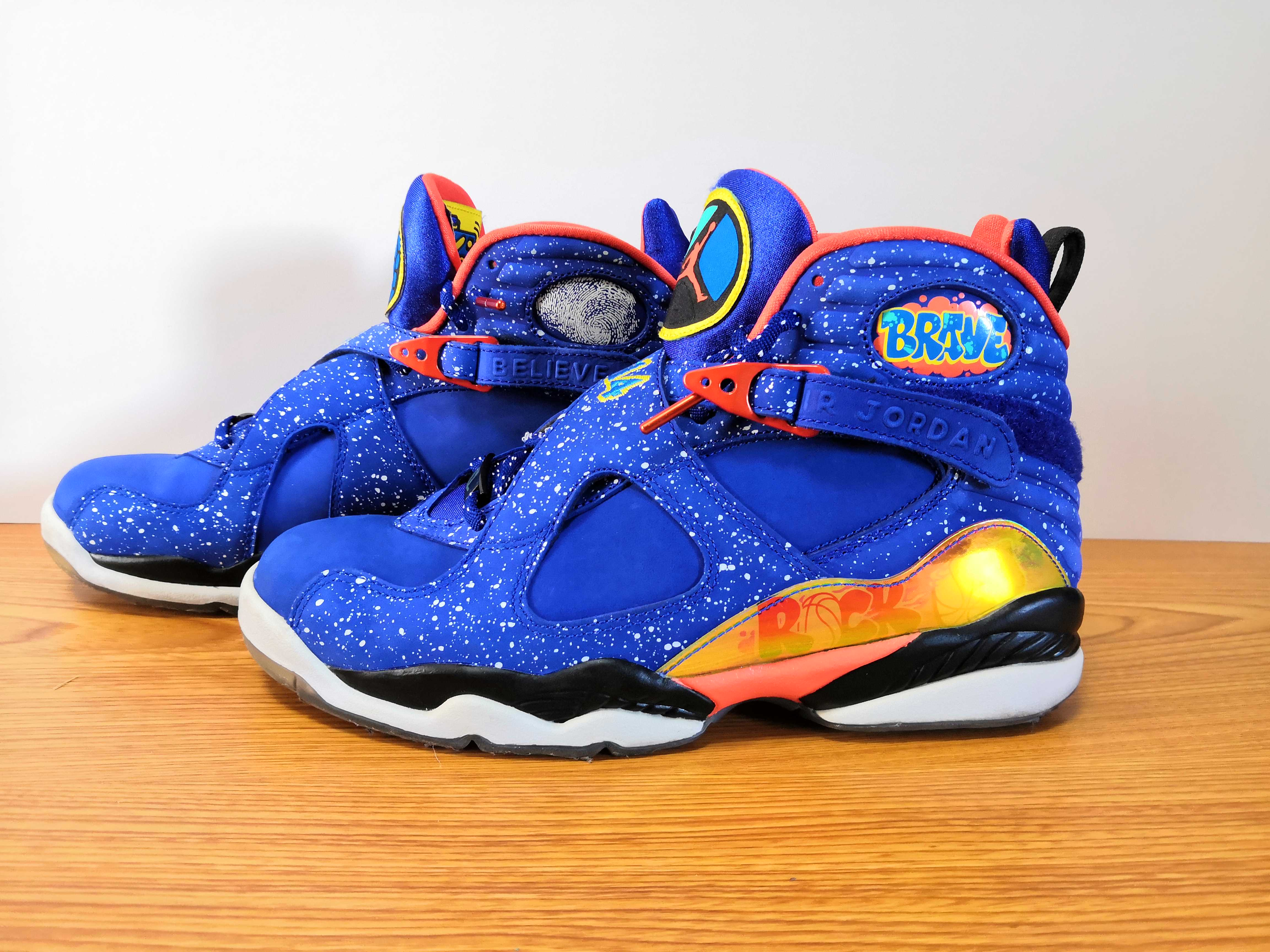Air jordan 8 Retro DB 'Dorenbecher'