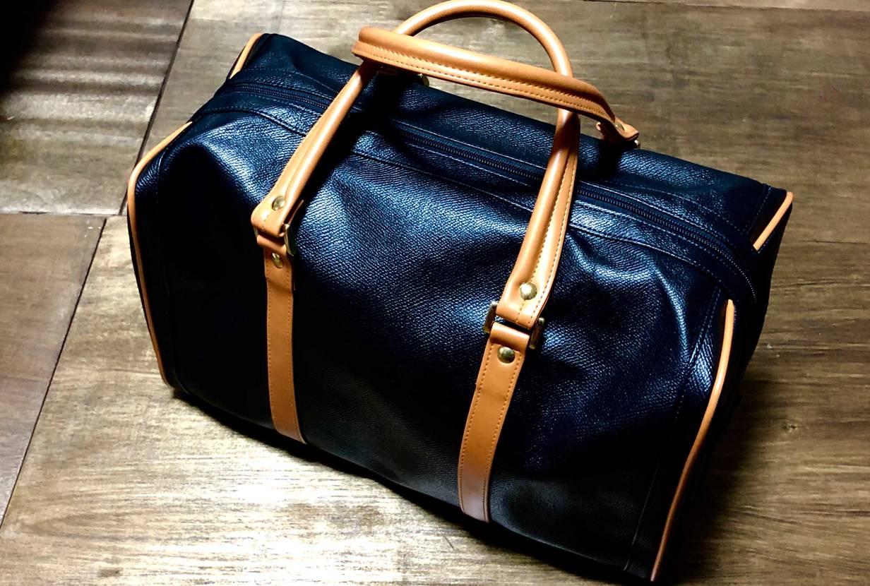 2nd Streetで見つけたバッグ。 NIKE専用のショッピングバッグにしよ