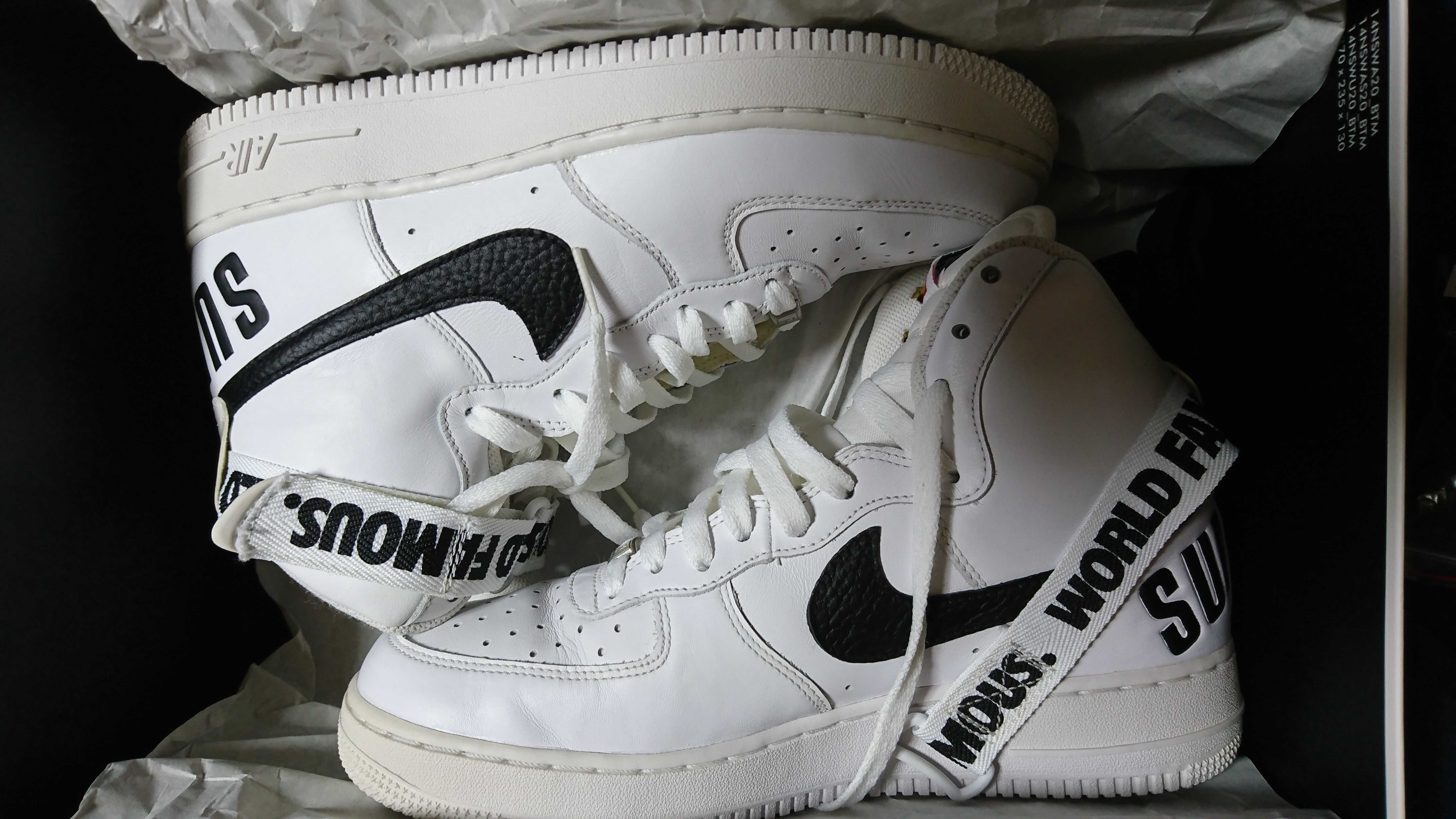 AirForce1 High Supreme SP