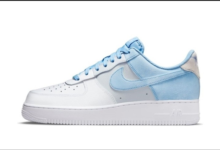 """NIKE AIR FORCE 1 07 LOW """"Psychic Blue"""""""