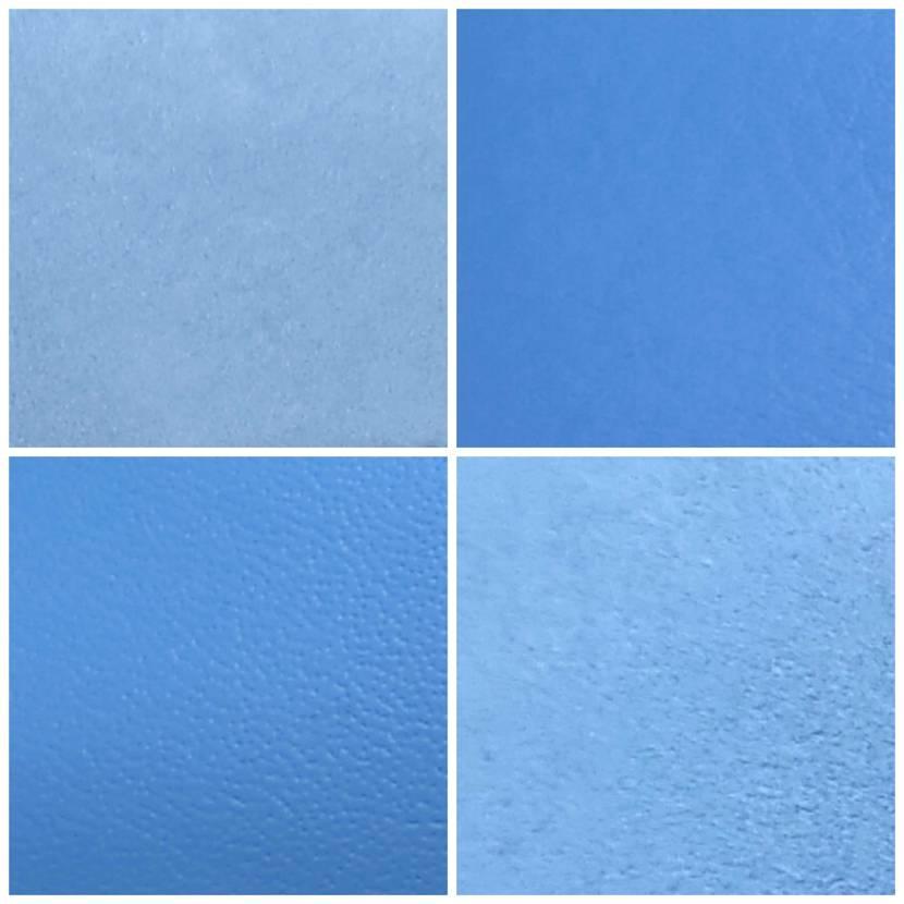 家にあるUNIVERSITY BLUEを撮り比べて見た。 どれがどれでしょう。