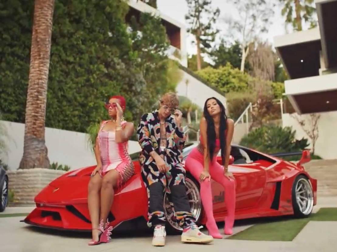 DJ Khaled ft. Drake / POPSTARのPVが公開になってジ