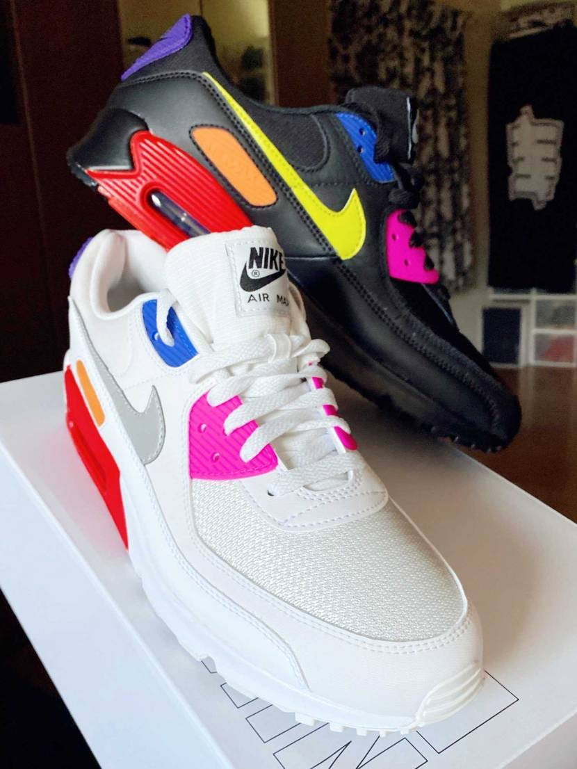 NIKE AIR MAX 90 by you GOT'EM✨👟  バイユー届