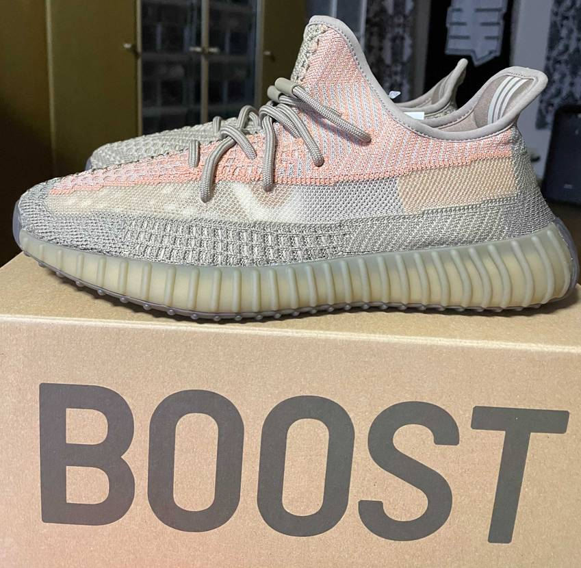 ADIDAS YEEZY BOOST 350 V2 SAND TAUPE GOT