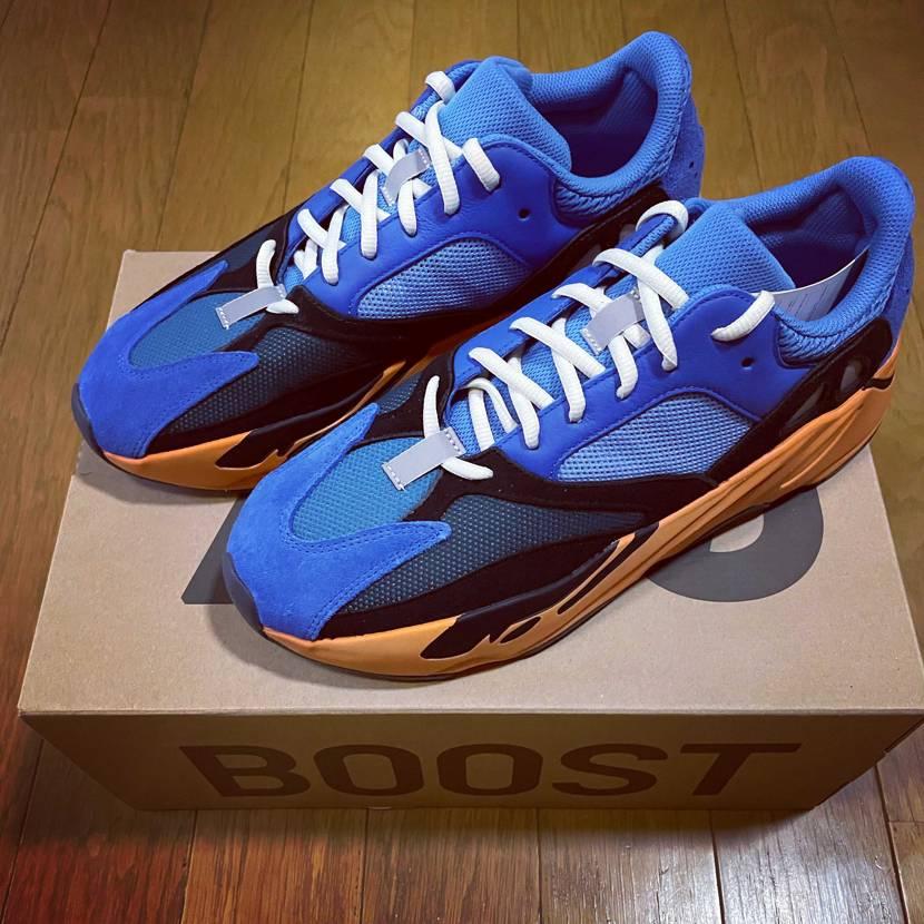 ADIDAS YEEZY BOOST 700 BRIGHT BLUE GOT'E