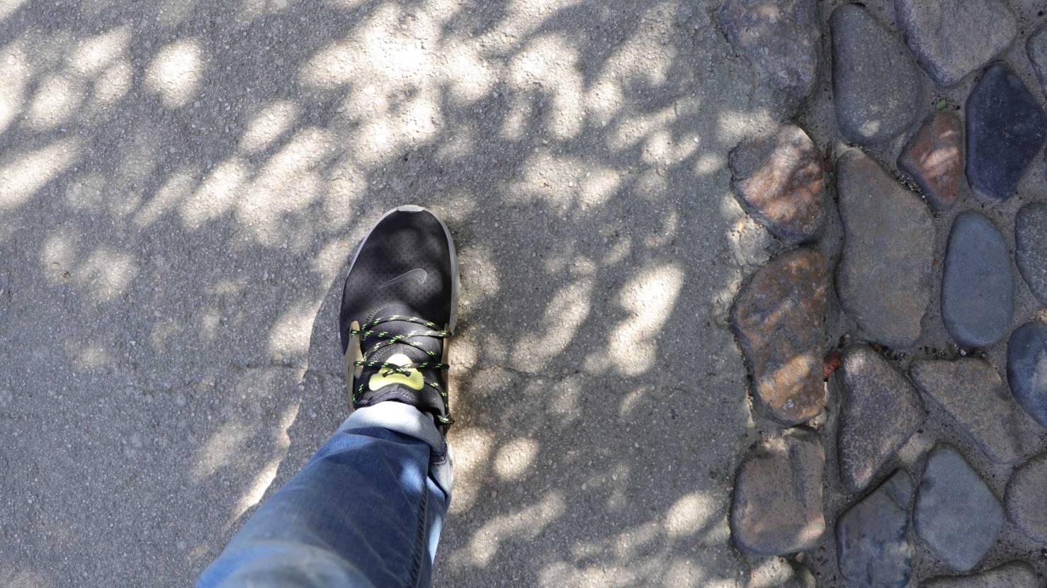 よく歩く日に迷わない一足。いま、もう一足買っとくかなー。