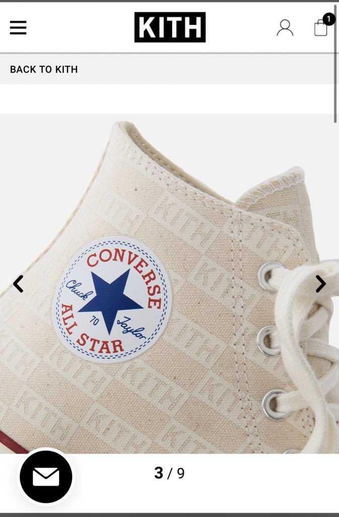converse×KITH