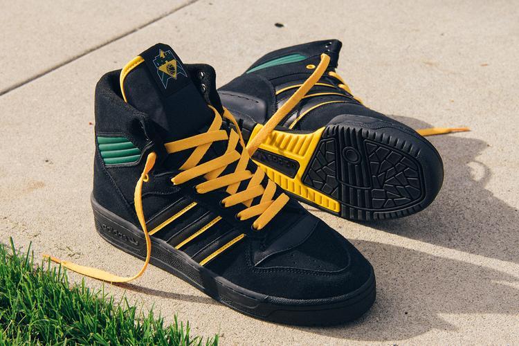 (´-`).。oO(nakel smith × adidas rivalry