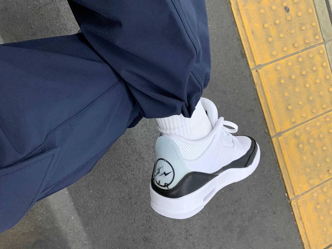 プレで買ってさっそく下ろしました!! 新しい靴はテンション上がる👏👏 もう今