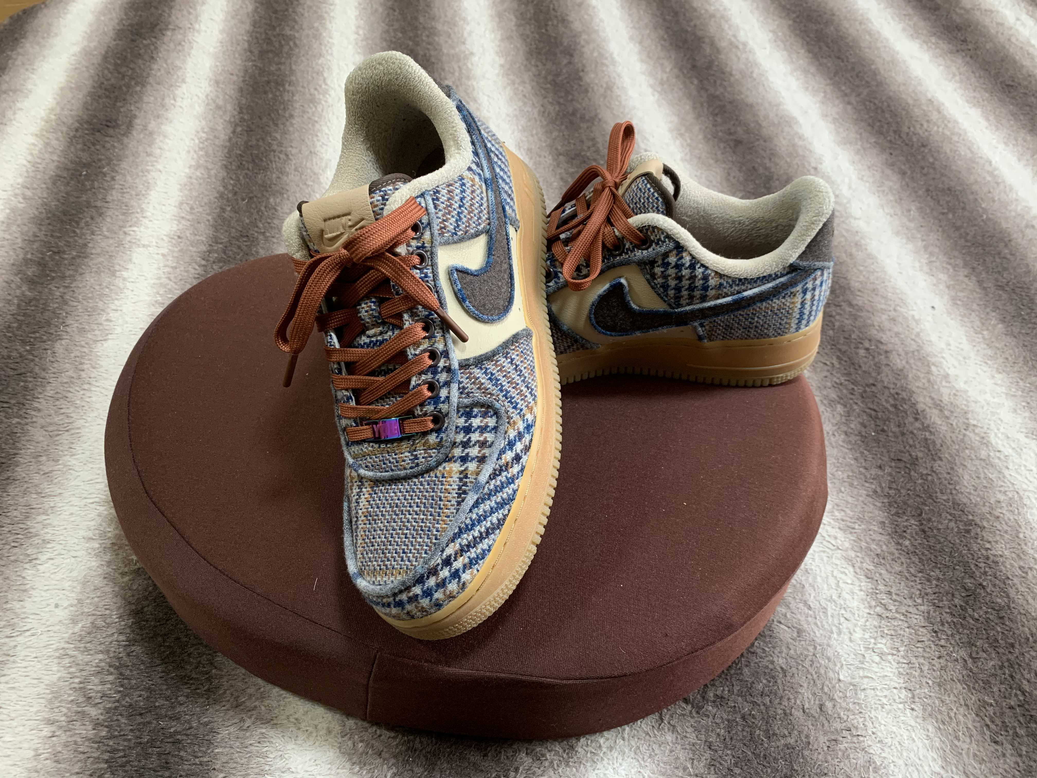 NIKE BY YOU PENDLETON AIR FORCE 1