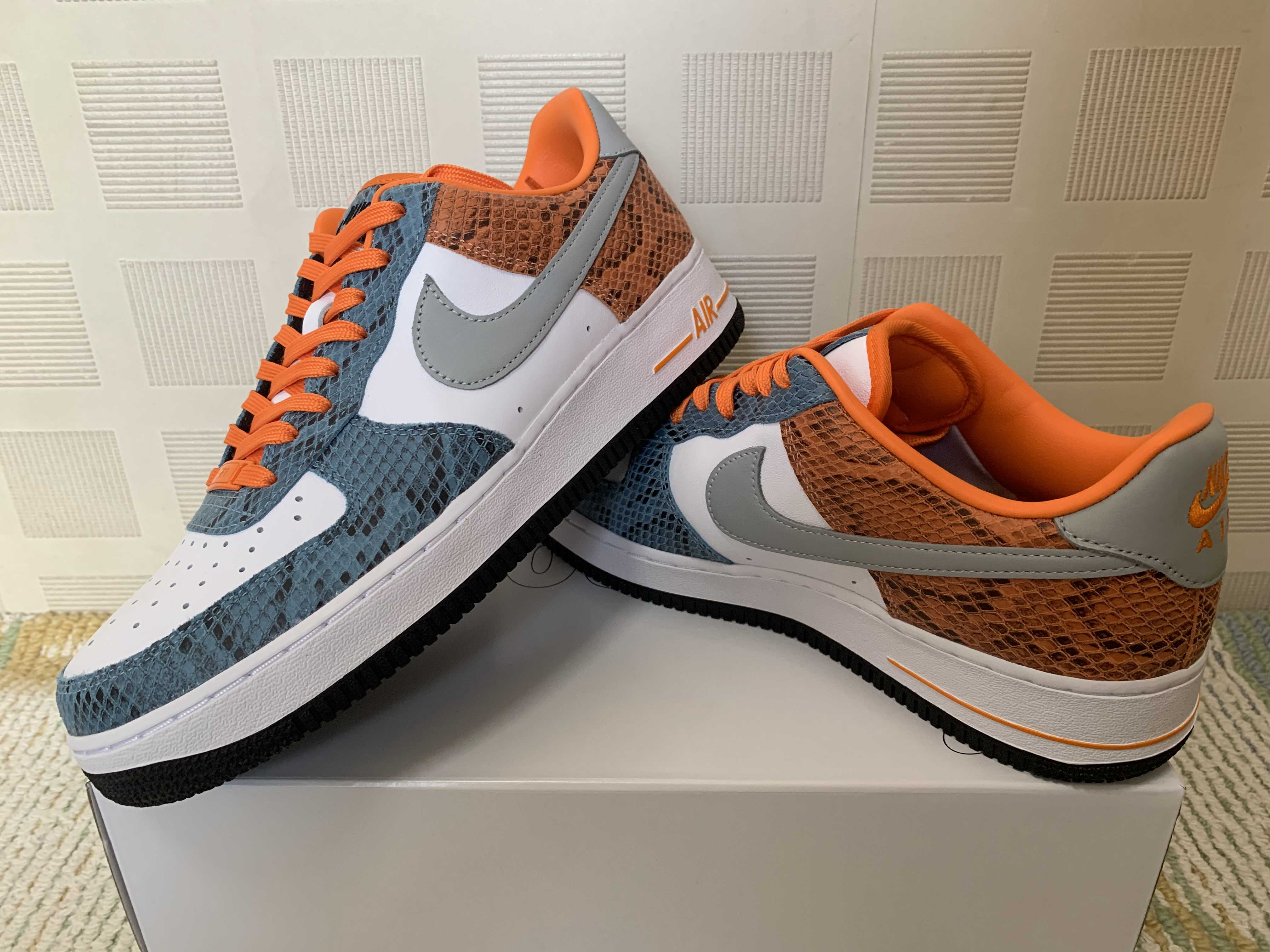 NIKE BY YOU UNLOCKED AIR FORCE 1