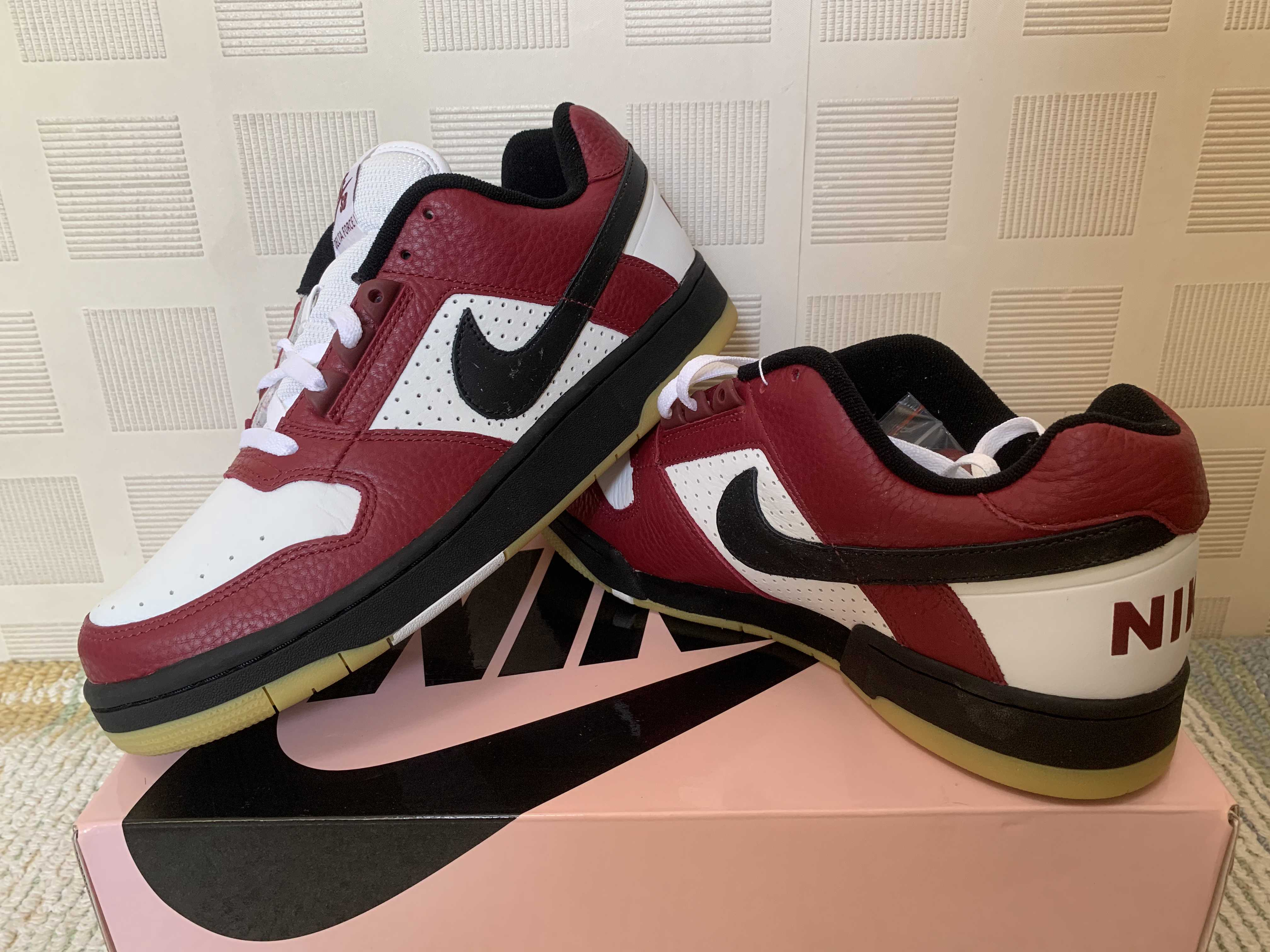 NIKE ZOOM AIR DELTA FORCE