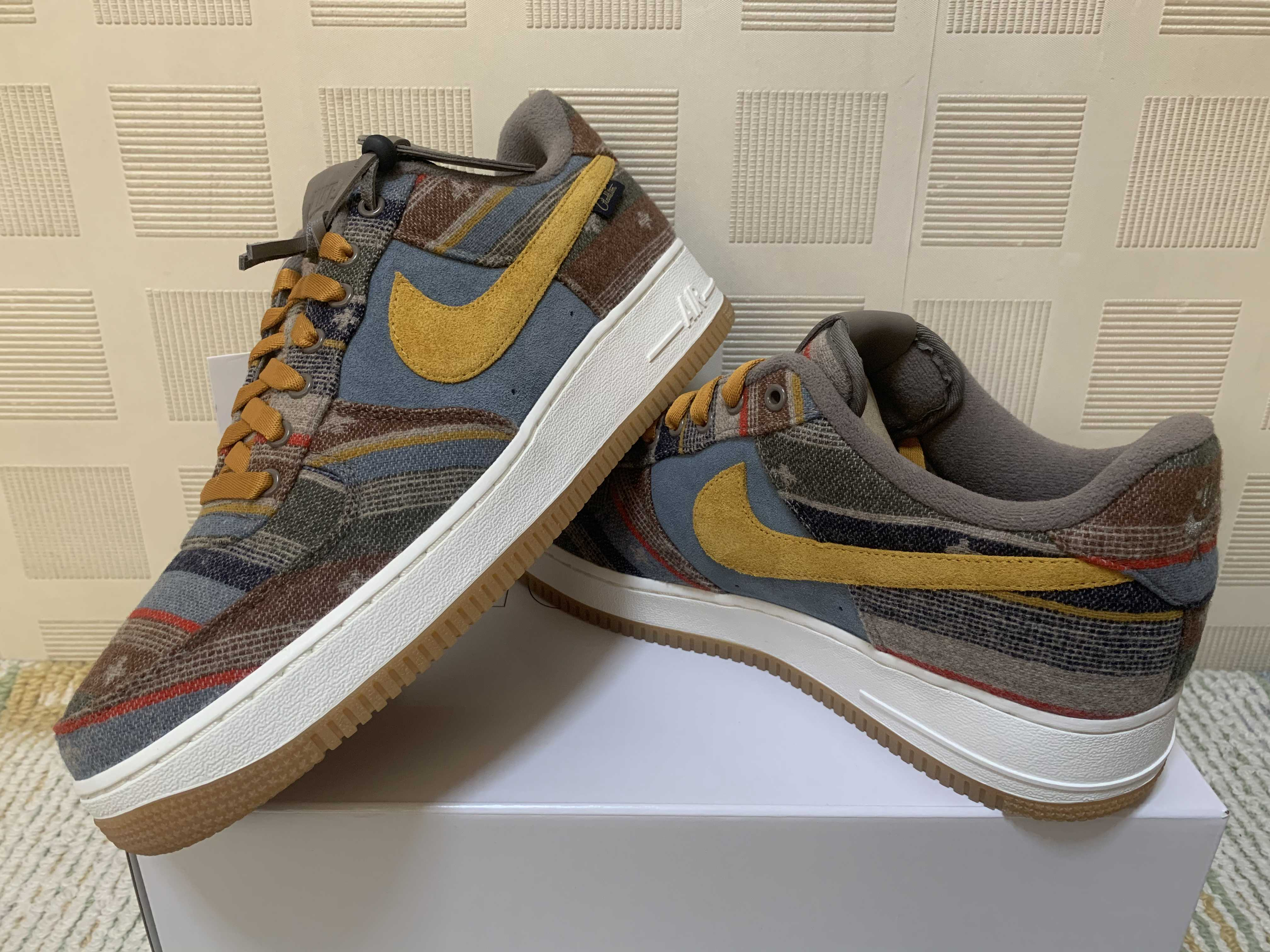 NIKE AIR FORCE 1 LOW PENDLETON BY YOU