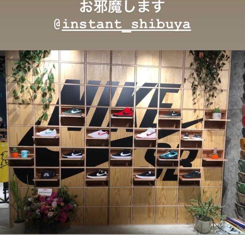 今のところコラボダンクはなさげですね渋谷店