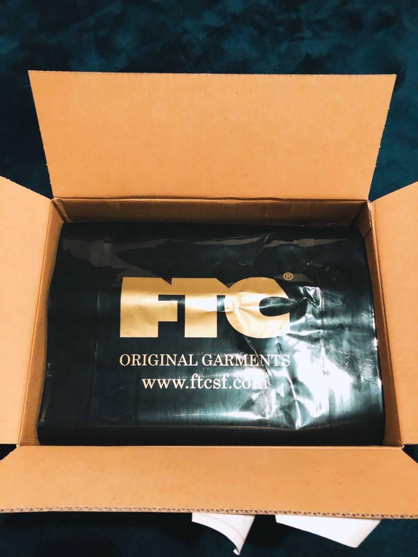 FTC様この度は本当にありがとうございました。発送も早く、袋まで付いていてとても
