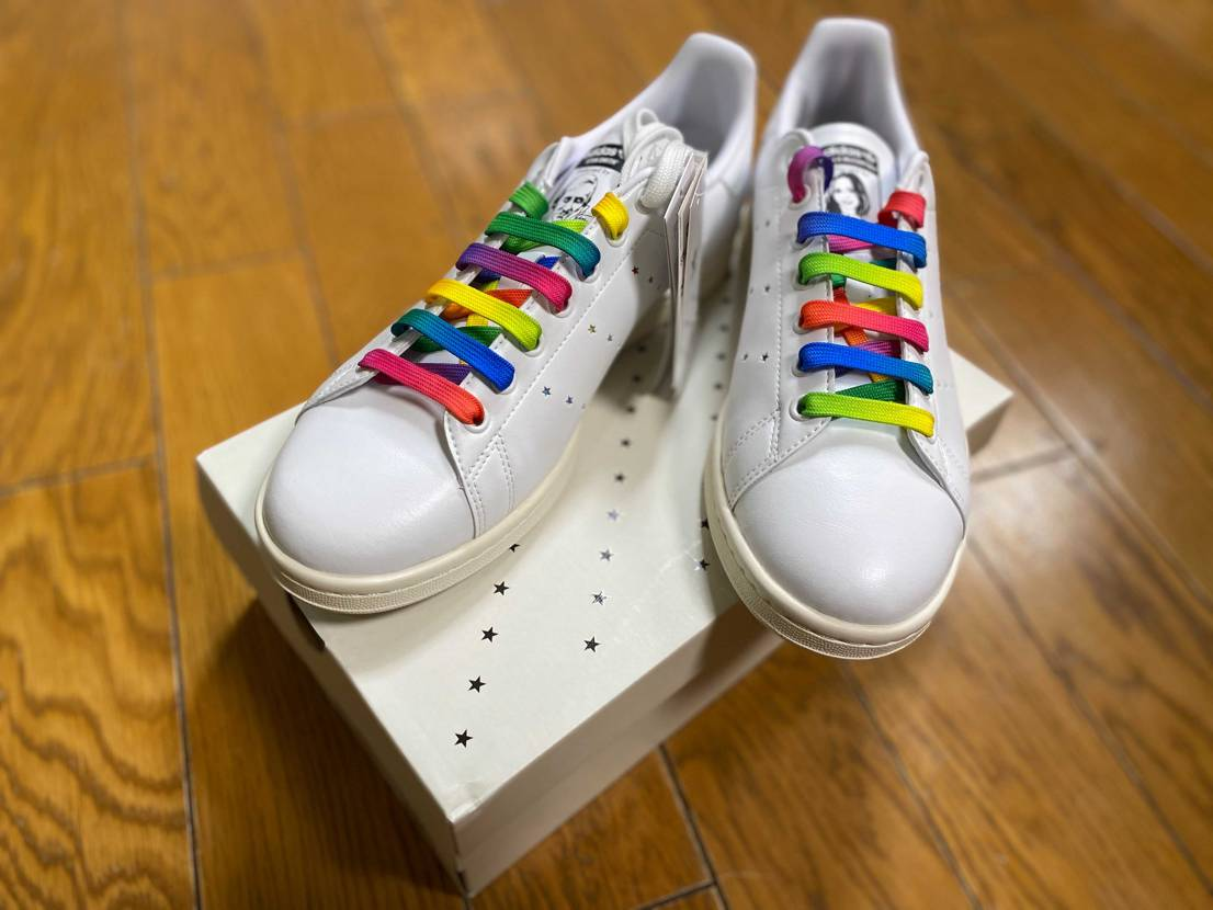 🌈Stella McCartney x adidas STA