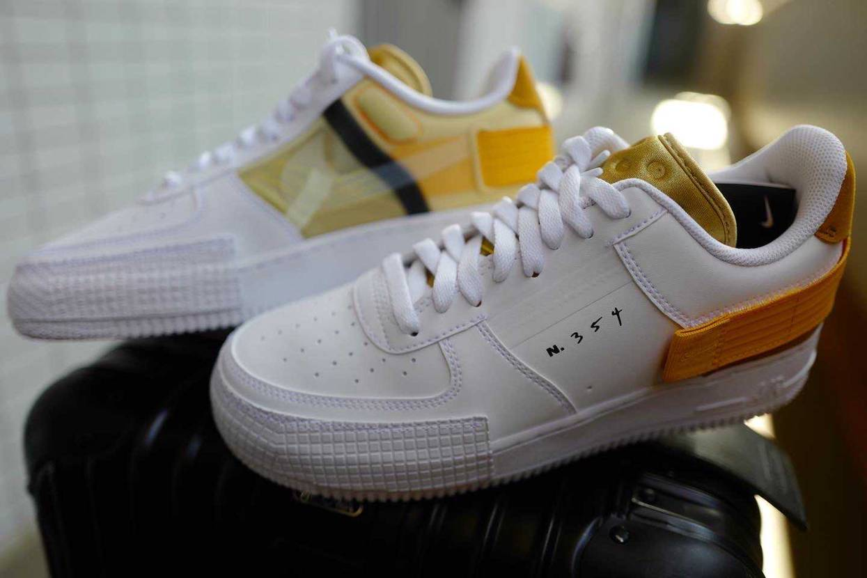 Nike Air Force1Type My Collection  #n