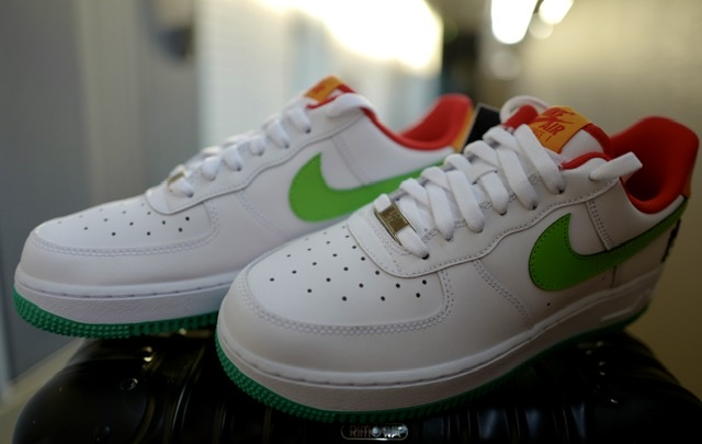 Nike Air Force1 '07 SBY Collection/White