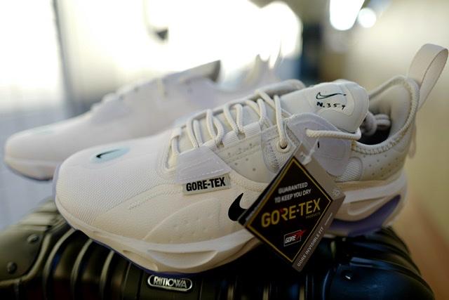 Nike React Gore-Tex 'Phantom/Bone'   #