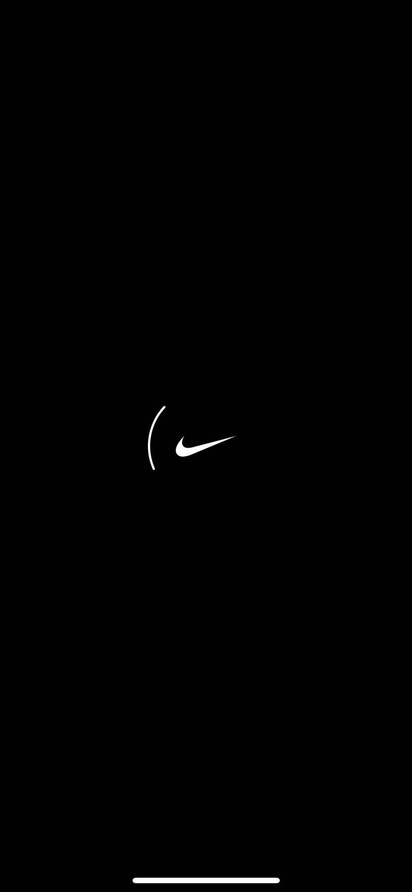 Nike.comのアプリが起動しなくて悩んでます。 同じ症状の人いますか?