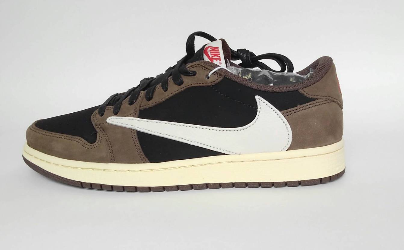 Nike Air Jordan 1 Low Travis Scott✨✨ Tra