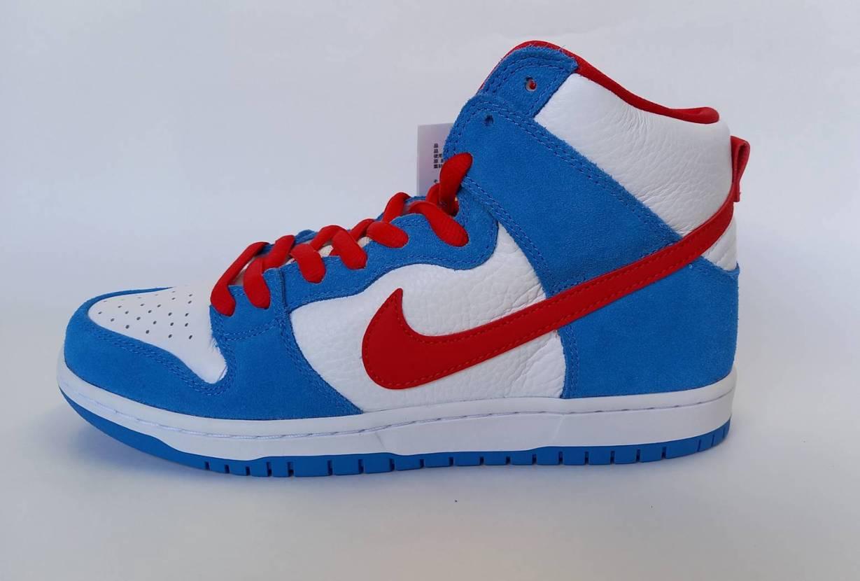 Nike SB Dunk High Doraemon✨✨ あの国民性アニメドラえ