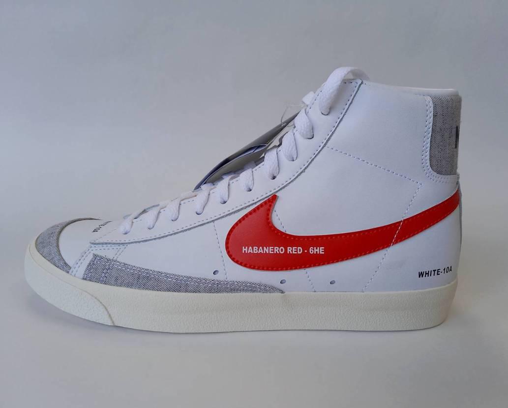 Nike Blazer Mid 77 Swatch Womens✨✨ 左右非対称