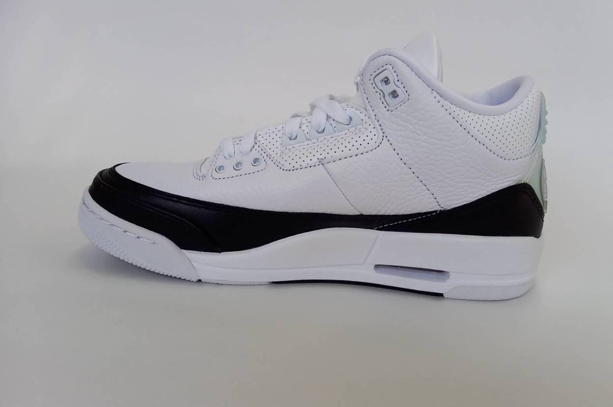 Fragment × Nike Air Jordan 3 S