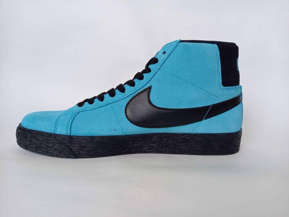 Nike SB Zoom Blazer Mid Baltic Blue✨✨ シン
