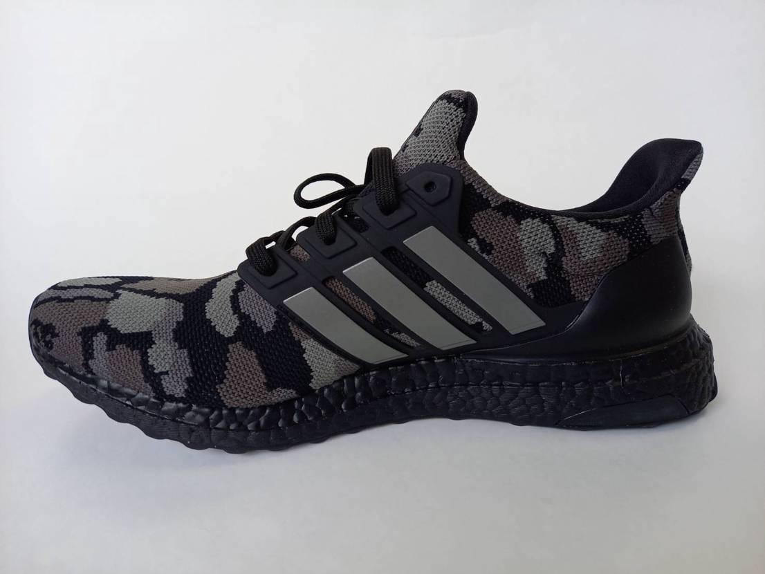 Adidas Ultra Boost 4.0 Bape Camo Black✨✨