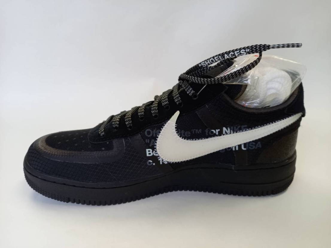 Off-White × Nike The 10 Air Force 1 Low