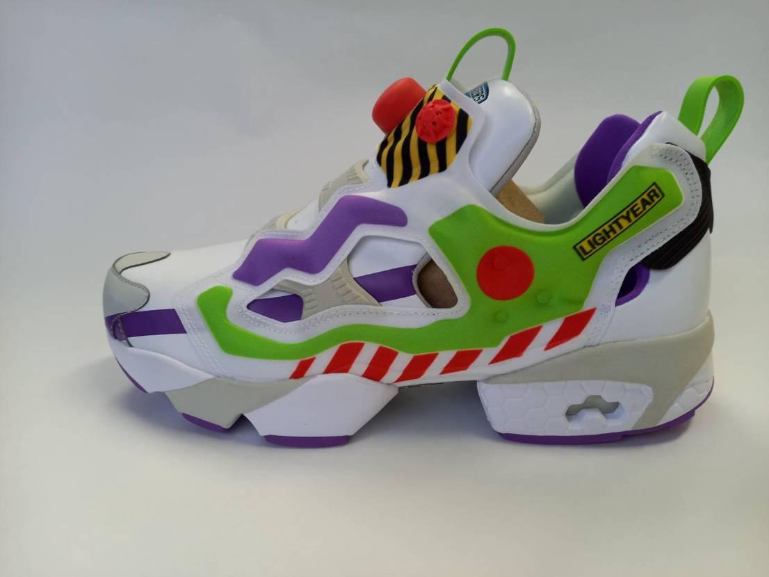 Toy Story 4 × Bait × Reebok Classic Inst