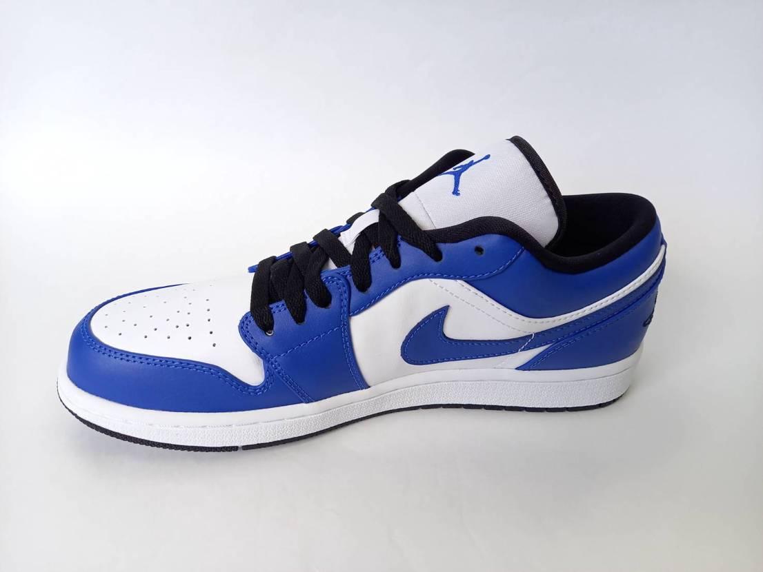 Nike Air Jordan 1 Low Game Royal✨✨ 個人的にA