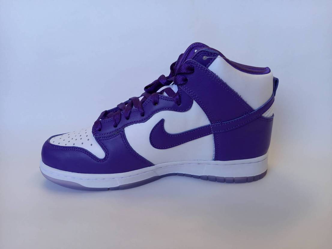 Nike Dunk High Varsity Purple Womens✨✨ 色