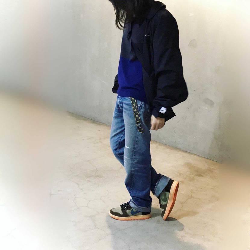 Nike SB Dunk High Concepts Turdunken🦆シュー