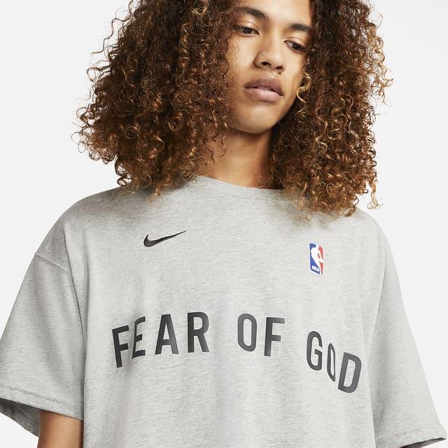 FEAR OF GOD × NIKE × NBA 2020 HOLIDAY コラ