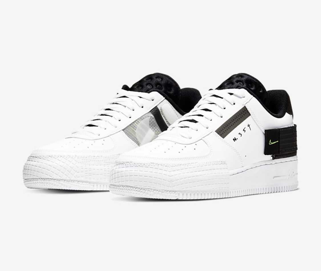 NIKE AIR FORCE 1 LOW TYPE