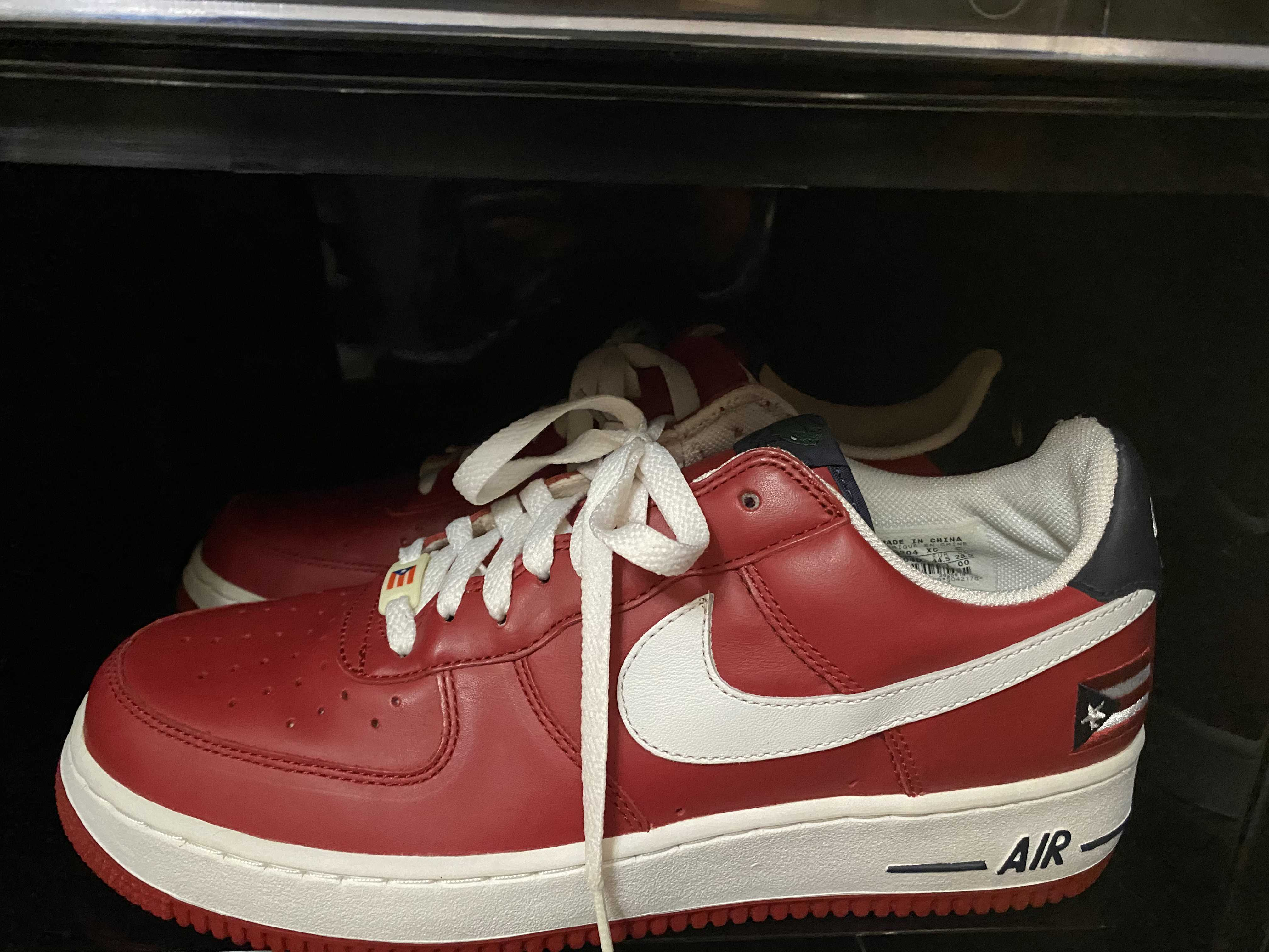 Nike Air Force 1 Low Puerto Rico4