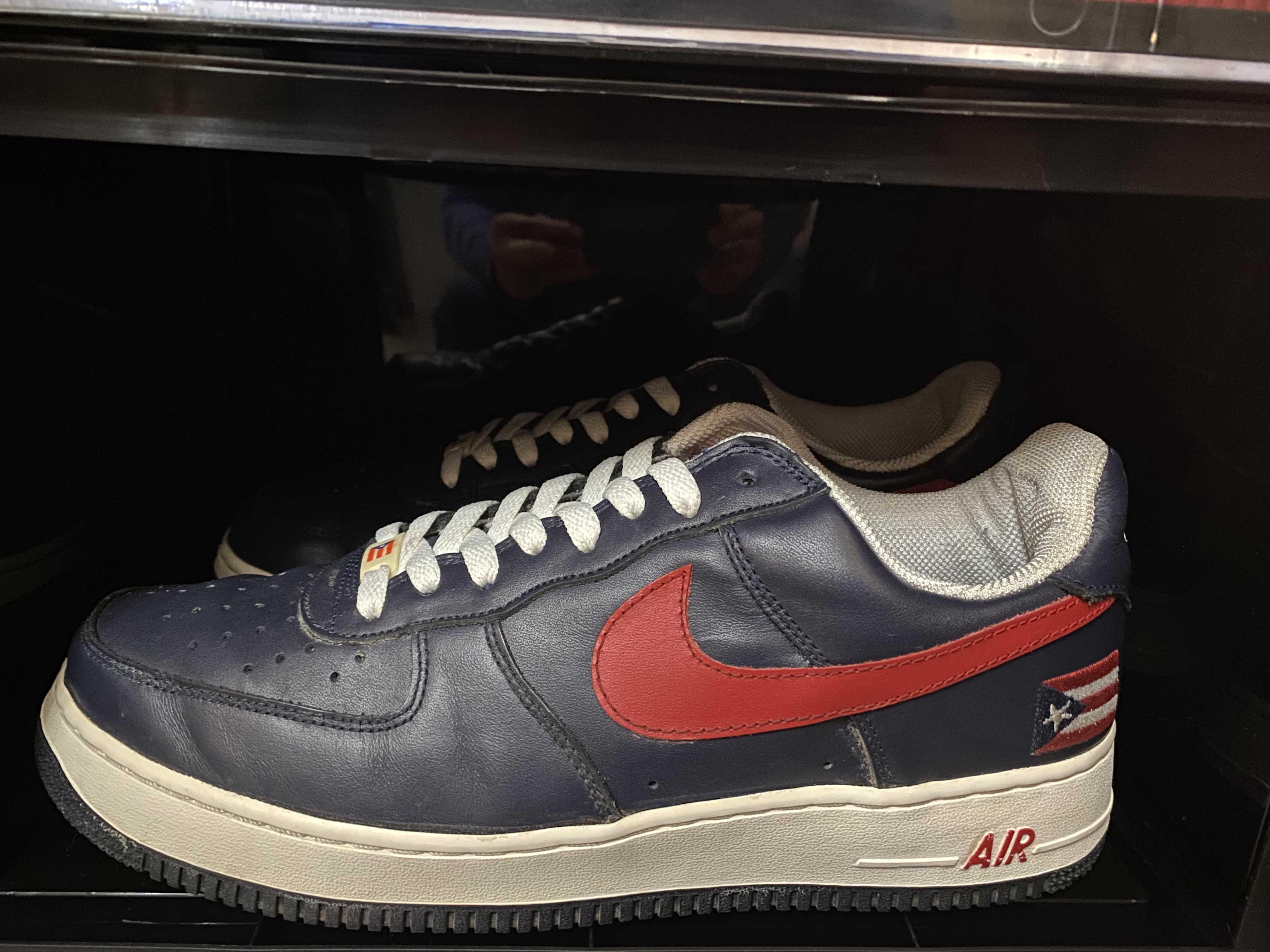 Nike Air Force 1 Puerto Rico 5