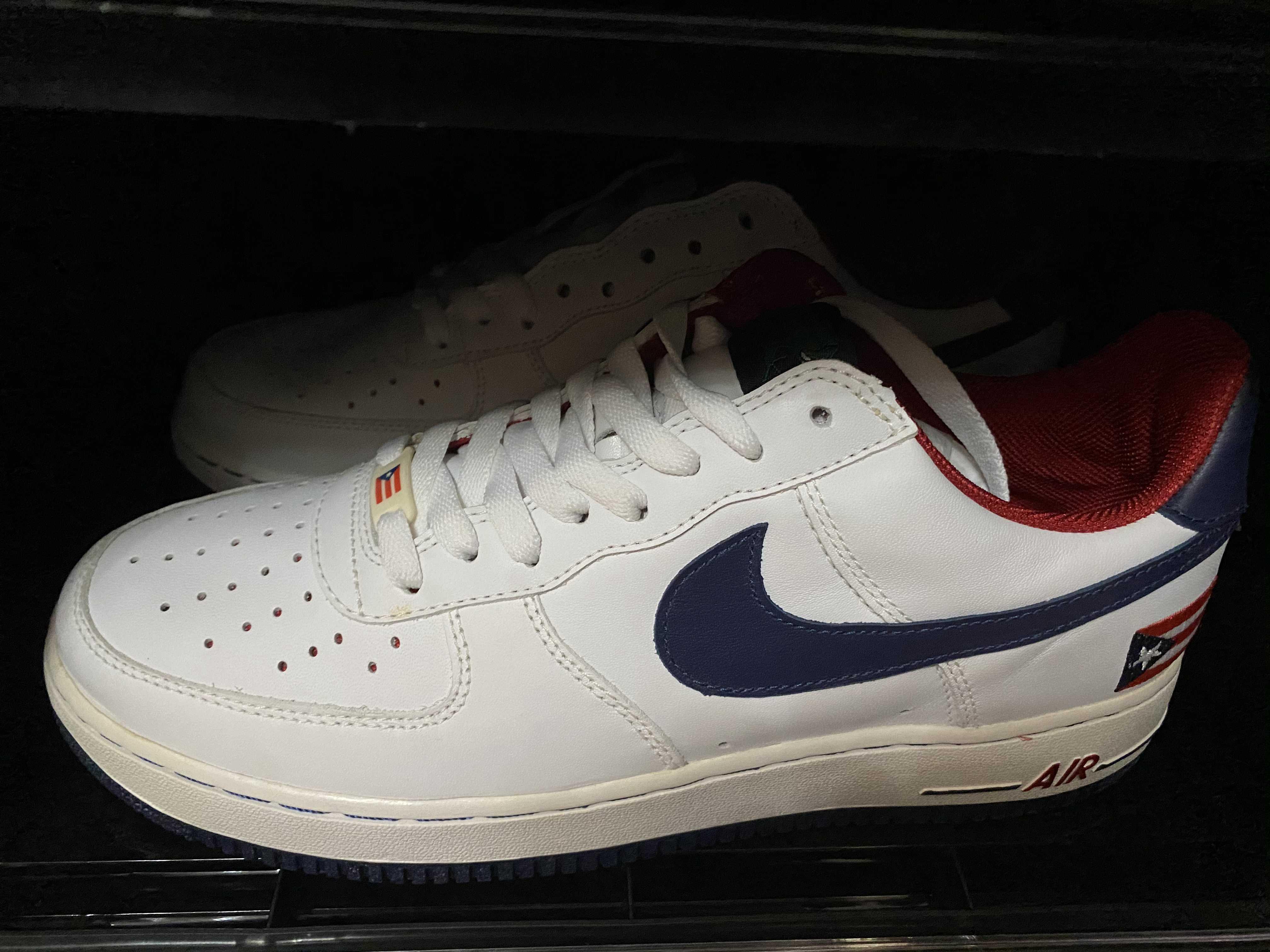 Nike Air Force 1 Puerto Rico 6