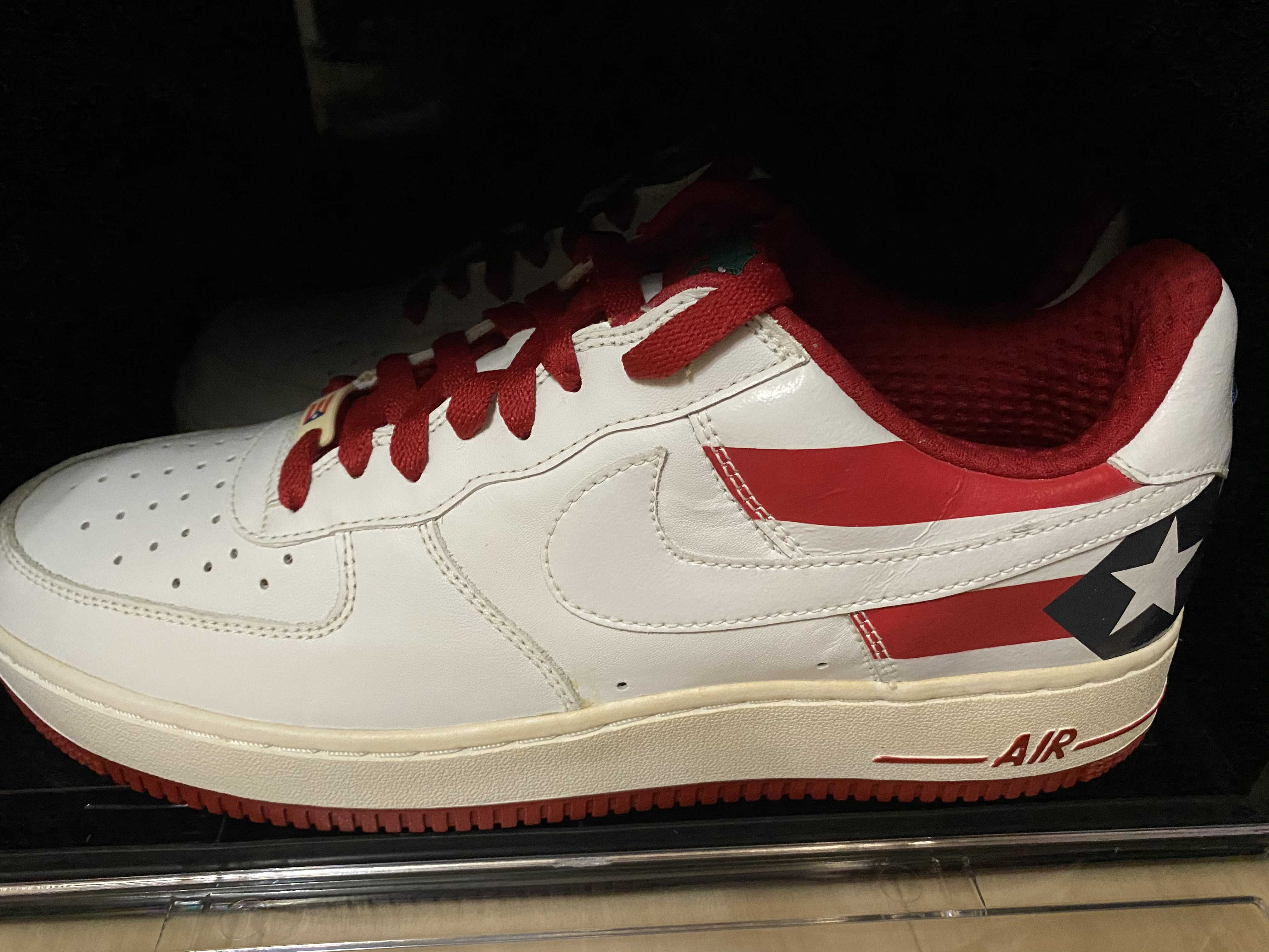 Nike Air Force 1 Puerto Rico 7