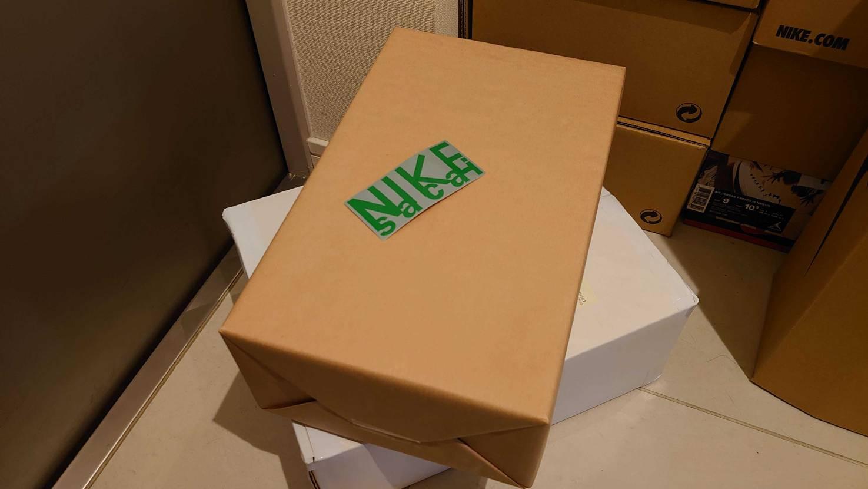 sacaiでの当選分届きましたけど、相変わらず丁寧な梱包で凄いです。 思ってたよ