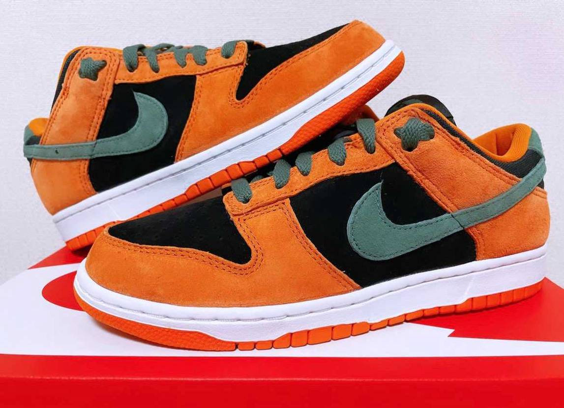 """NIKE DUNK LOW SP """"CERAMIC''   UGLY DUCK"""