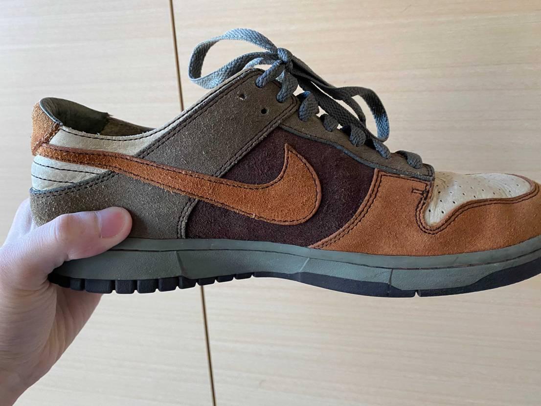 実家の靴棚から出てきたこのスニーカー…わかる人いますか?