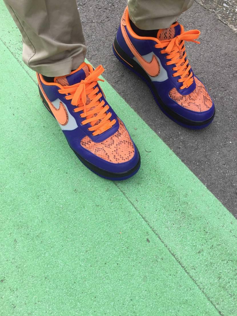 さて、Knicksでお出かけだ〜! #nikebyyou