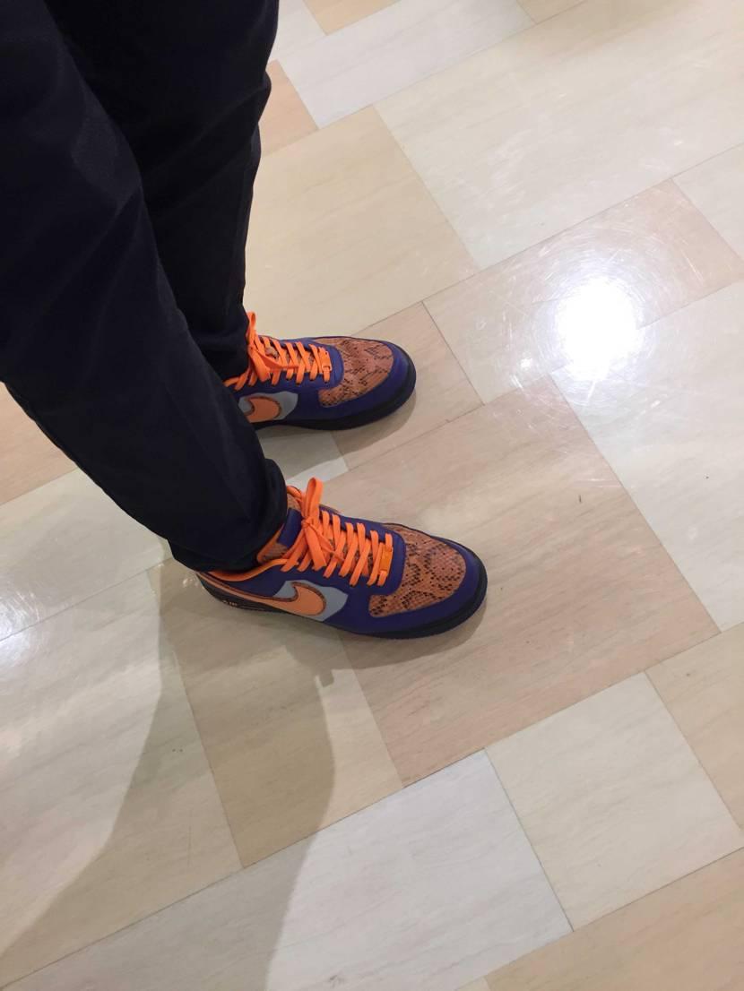 久々にKnicks♡  #nikebyyou  #newyorkknicks
