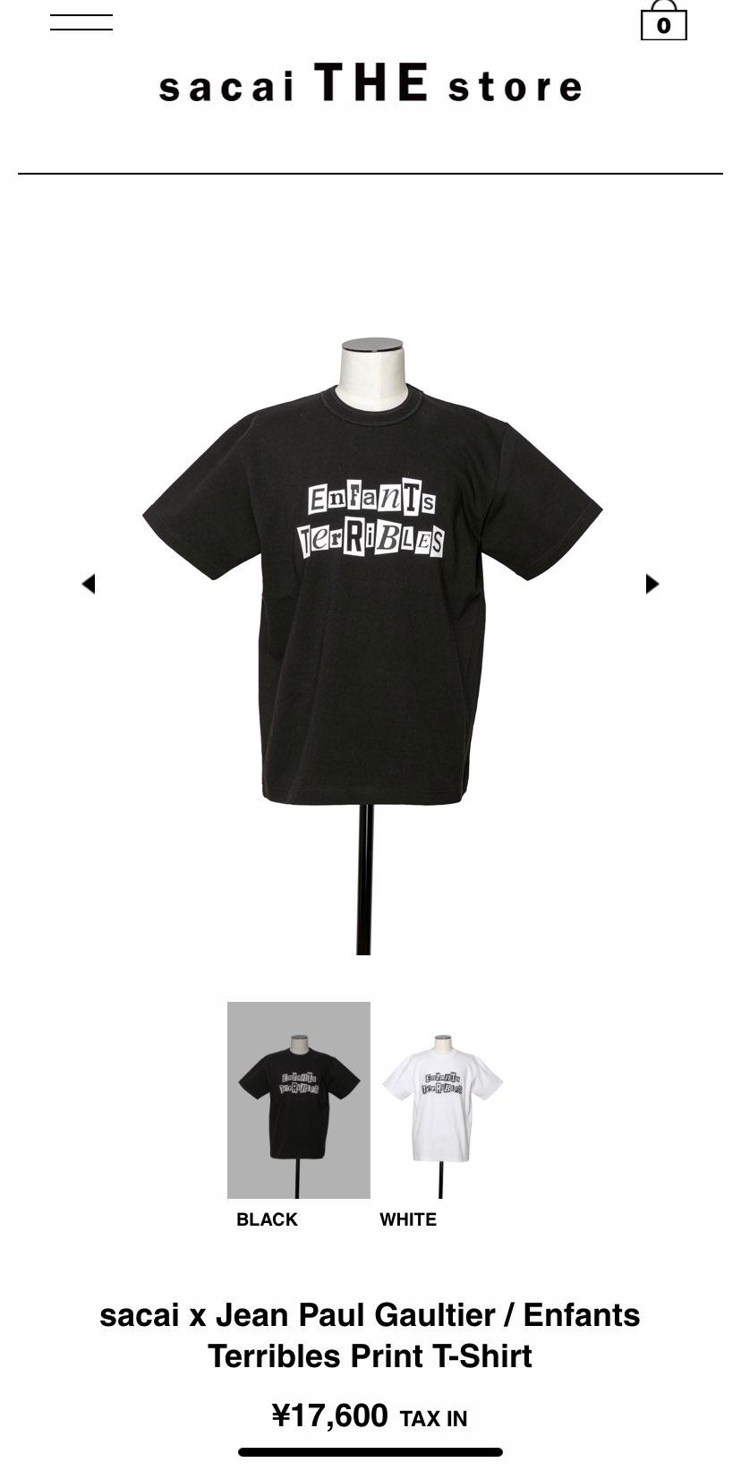 どなたか、このTシャツ買った方いませんかー?サイズ感お聞きしたいです。よろしくお
