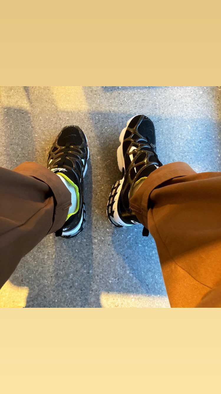 シューレースない靴も可愛いよ。
