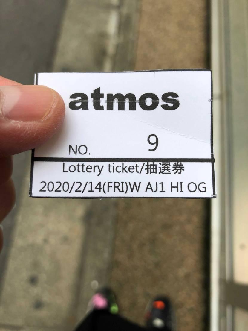atmos新宿でGOTEMできました。 ありがとうございます😊 28cmは私