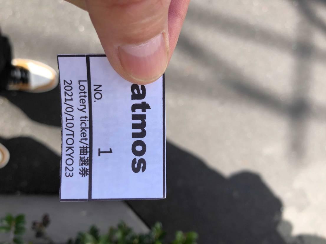 先程T23にてGOTEM出来ました。並びは40人位でしたが神番号を引き当ててしま